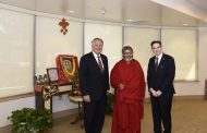 DR. AVDHOOT SHIVANAND HONORED BY NASSAU COUNTY