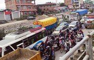 बुधबारदेखि काठमाडौंको चक्रपथमा ट्रक, टिप्पर र मिनिट्रक चल्न रोक