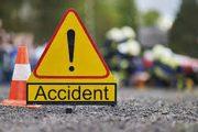 मोटरसाइकल दुर्घटना